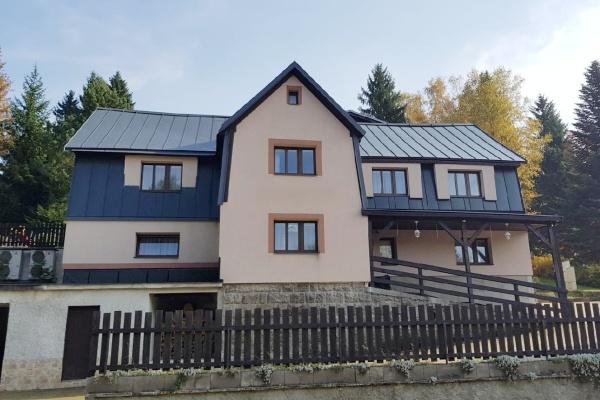 Ubytování v penzionu v Bedřichově v Jizerských horách